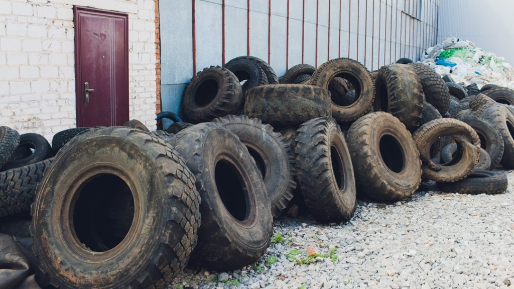 Defective Tires Cause Accident