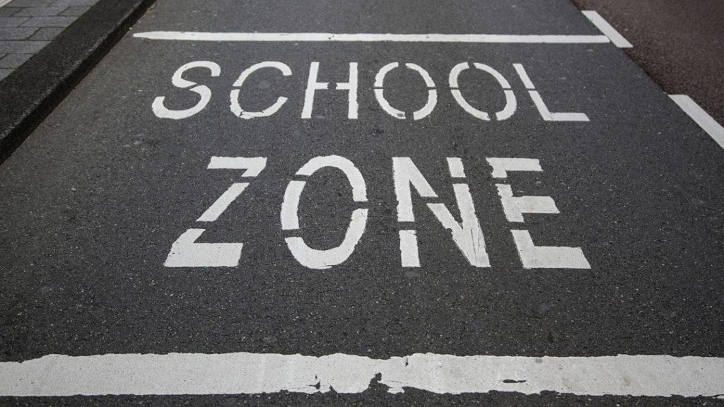 car safety nyc school zone