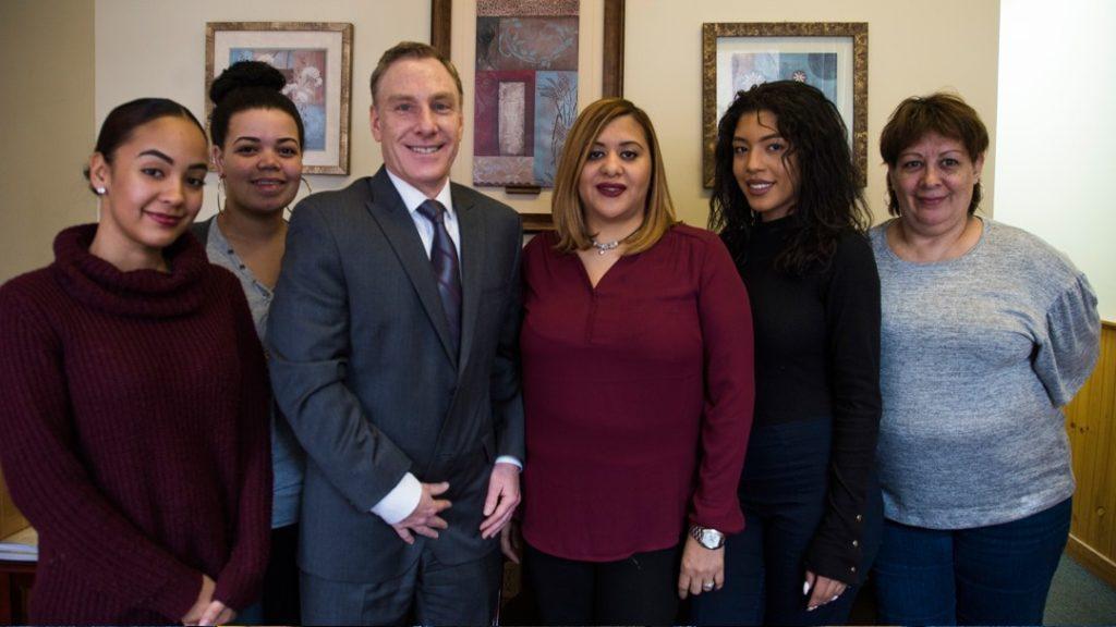 legal team bronx ny office