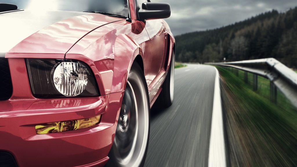 speeding car on bronx streets