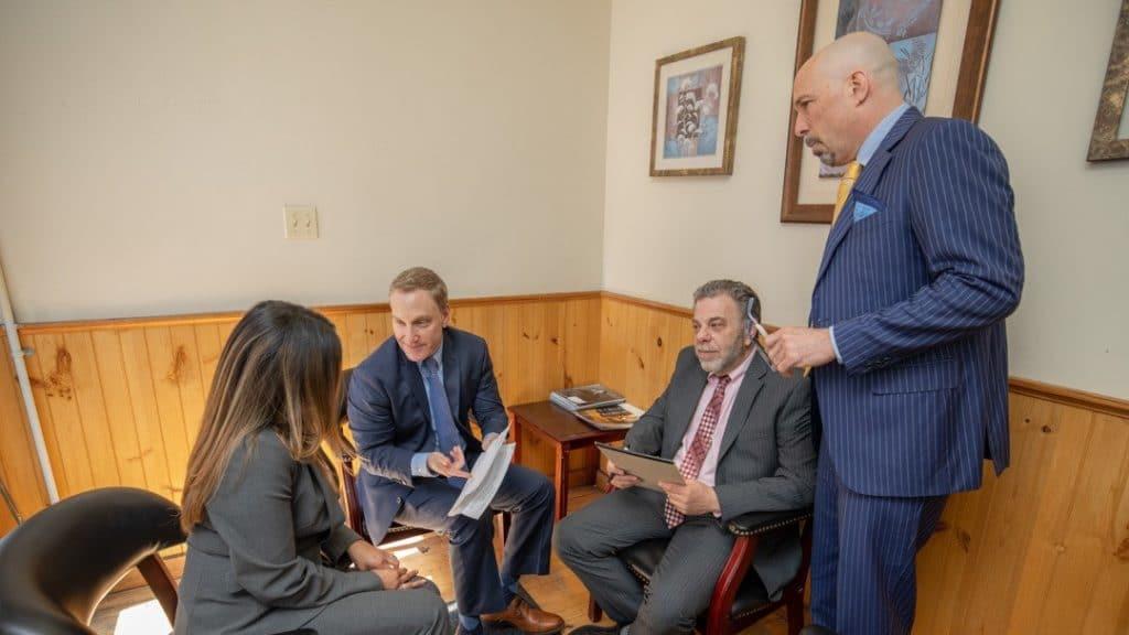 t bone crash accident lawyer team